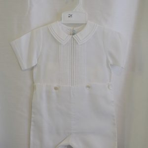 Boys 2T Baptismal Outfit