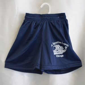 St Ignatius Navy Mesh Gym Shorts