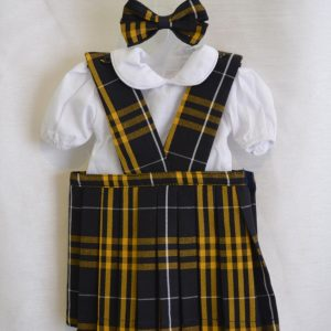 Doll Dress for Berks Catholic High School