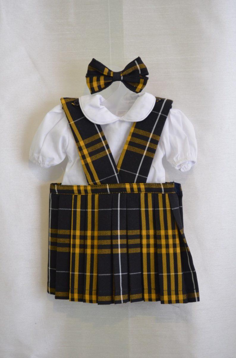 Doll Dress for Berks Catholic High School