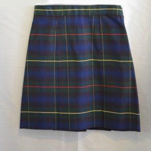 St. Ignatius Plaid Skirt