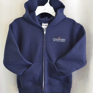 St Ignatius Zipper Hoody For Gym
