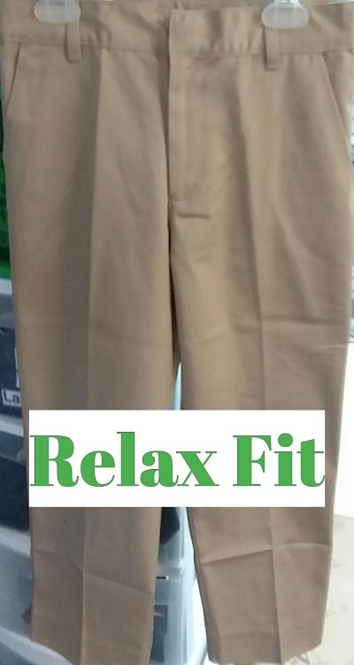 Boys Navy and Khaki Pants